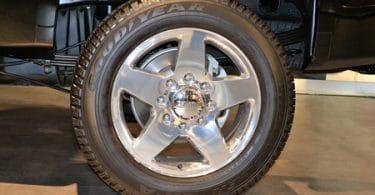 Comparatif pneus pour suv