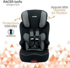 Siège auto bébé Nania Racer